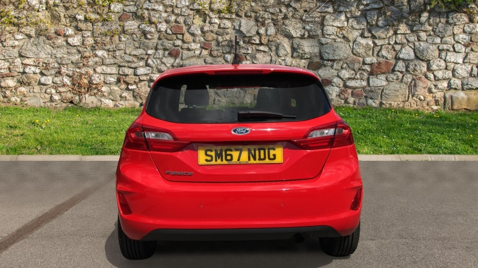 Ford Fiesta 1.0 EcoBoost 125 Titanium X 5dr - Bang and Olufsen Sound System, Rear View Camera image 6