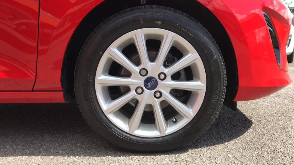 Ford Fiesta 1.0 EcoBoost 125 Titanium X 5dr - Bang and Olufsen Sound System, Rear View Camera image 8