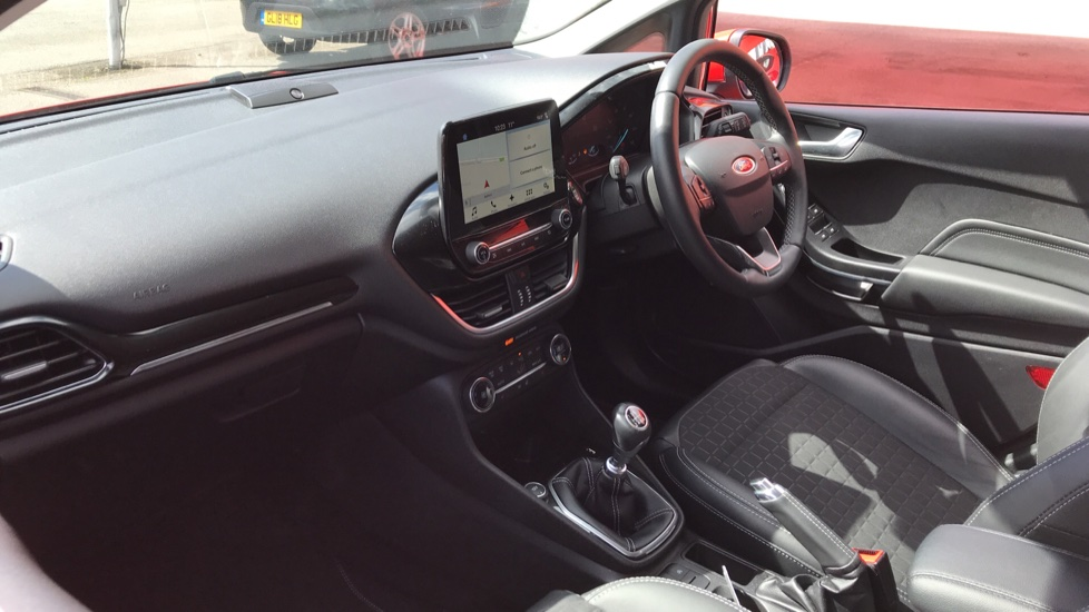 Ford Fiesta 1.0 EcoBoost 125 Titanium X 5dr - Bang and Olufsen Sound System, Rear View Camera image 13