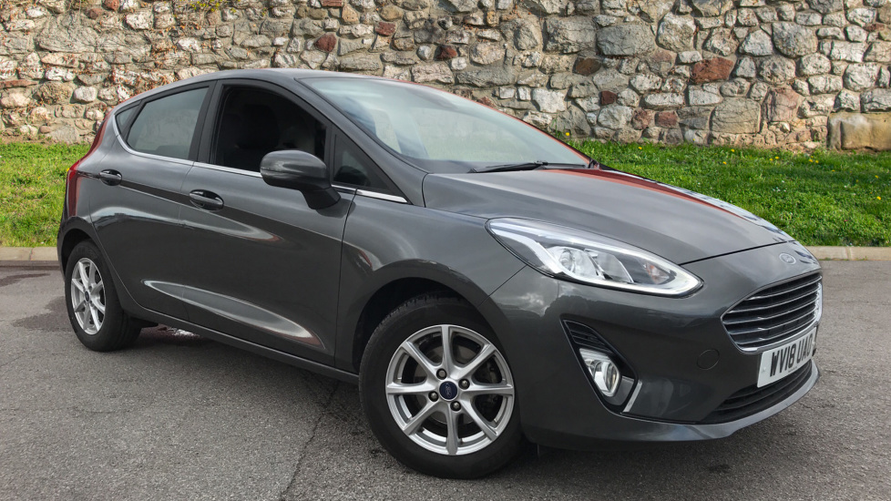 Ford Fiesta 1.0 EcoBoost Zetec [Nav] 5dr Hatchback (2018) available from Mazda Northampton Motors thumbnail image