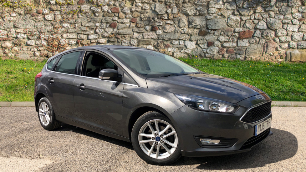 Used Ford Focus Grey Cars For Sale Motorparks