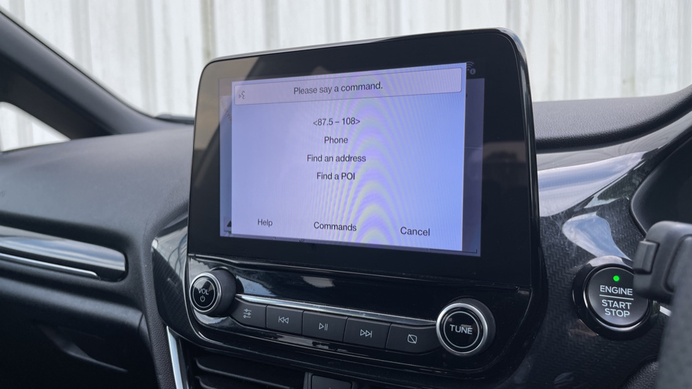 Ford Fiesta 1.0 EcoBoost ST-Line 5dr with DAB Radio and Keyless Start image 26