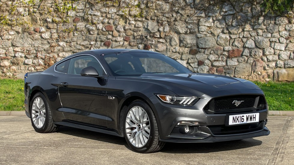 Ford Mustang 5.0 V8 GT [Custom Pack] 2dr with Climate Seats and Reverse Camera Coupe (2016) image
