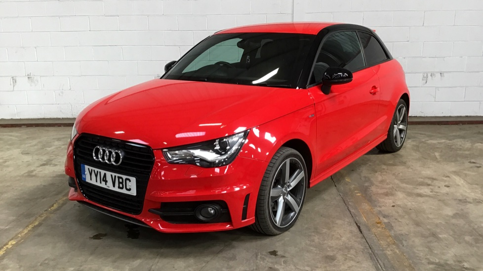 Audi A1 1 6 Tdi S Line Style Edition Comfort Pack Yy14vbc