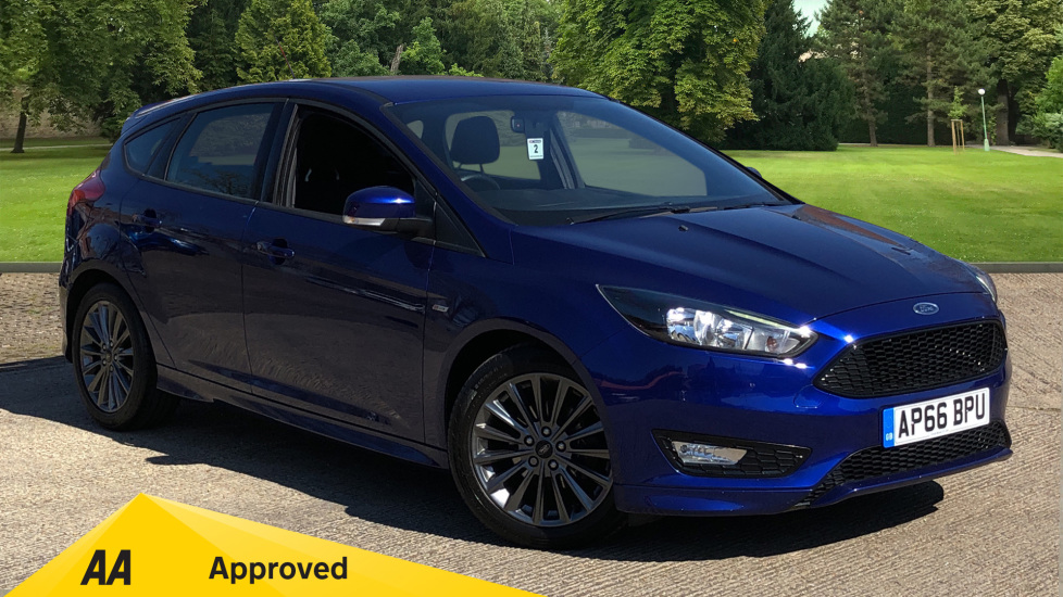 Ford Focus 1.5 TDCi 120 ST-Line 5dr Diesel Hatchback (2016) at Ford Canterbury thumbnail image