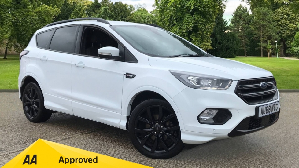 Ford Kuga 1.5 EcoBoost ST-Line 2WD with Navigation, Parking Sensors and Cruise Control 5 door MPV (2018)