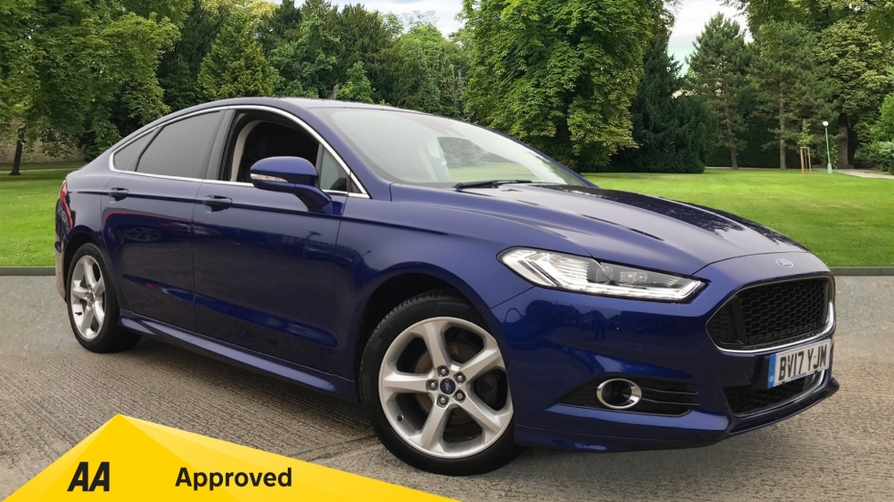 Ford Mondeo 2.0 TDCi 180 Titanium Powershift [ X-PACK ] Diesel Automatic 5 door Hatchback (2017)