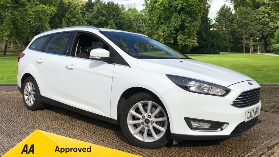 Ford Focus 1.5 EcoBoost Titanium 5dr Automatic Estate (2017)