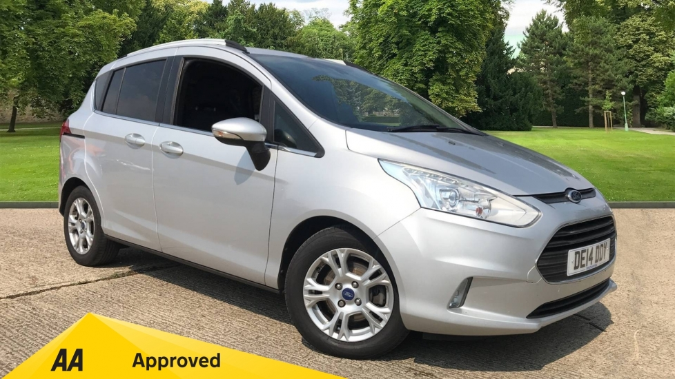 Ford B-MAX 1.6 Zetec 5dr Powershift Automatic Hatchback (2016)