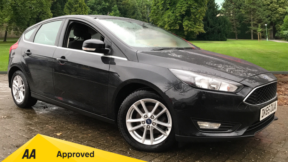 Ford Focus 1.5 TDCi 120 Zetec 5dr Diesel Hatchback (2015) at Ford Canterbury thumbnail image