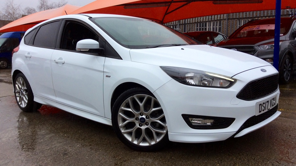 Ford Focus 10 Ecoboost 125 Stline 5dr Hatchback 2017 Ds17vzu Rhmotorparkscouk: Ford Focus Pcm Location Besides Ranger 3 0 At Elf-jo.com