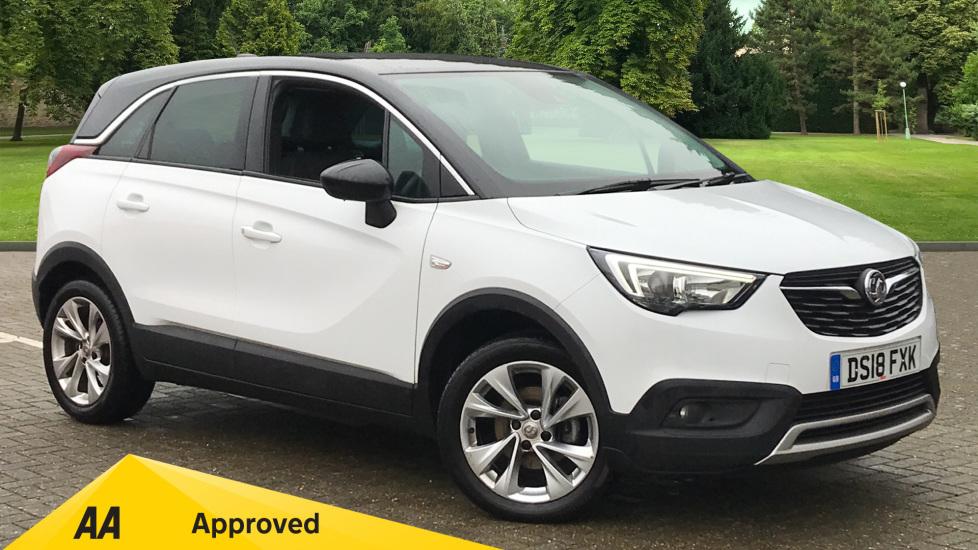 Vauxhall Crossland X 1.6 Turbo D [120] Tech Line Nav [Start Stop] Diesel 5 door Hatchback (2018)