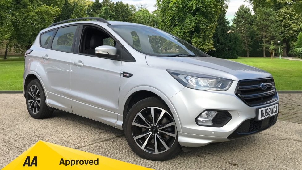 Ford Kuga 1.5 TDCi ST-Line 2WD Diesel Automatic 5 door MPV (2018) image