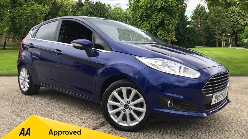 Ford Fiesta 1.0 EcoBoost 125 Titanium 5dr Hatchback (2017)