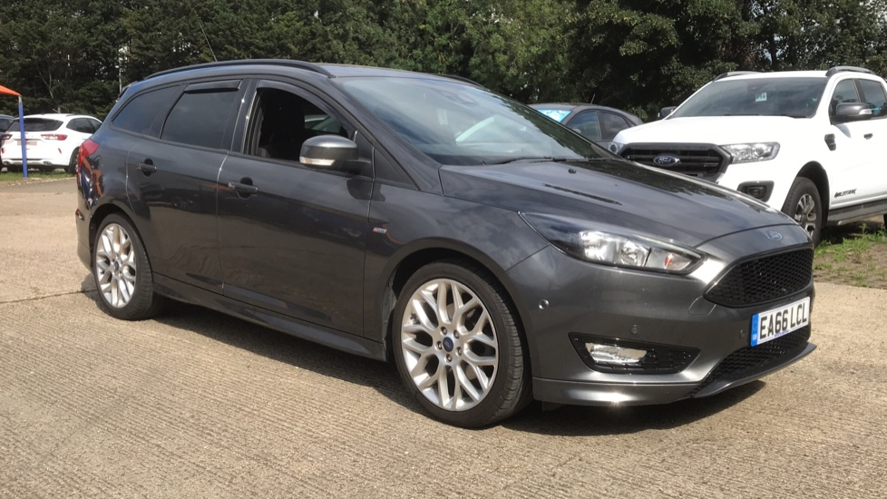 ford focus 1.5 ecoboost st-line 5dr estate (2016) (ea66lcl) - in