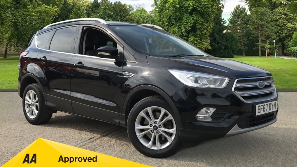 Ford Kuga 1.5 TDCi Titanium 2WD with Navigation and Cruise Control Diesel 5 door MPV (2017)
