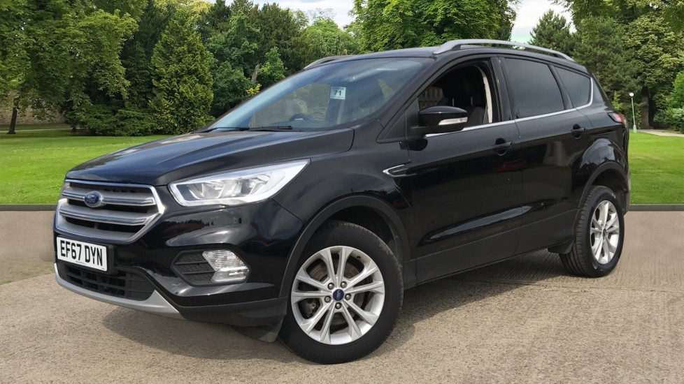 Ford Kuga 1.5 TDCi Titanium 2WD with Navigation and Cruise Control image 3