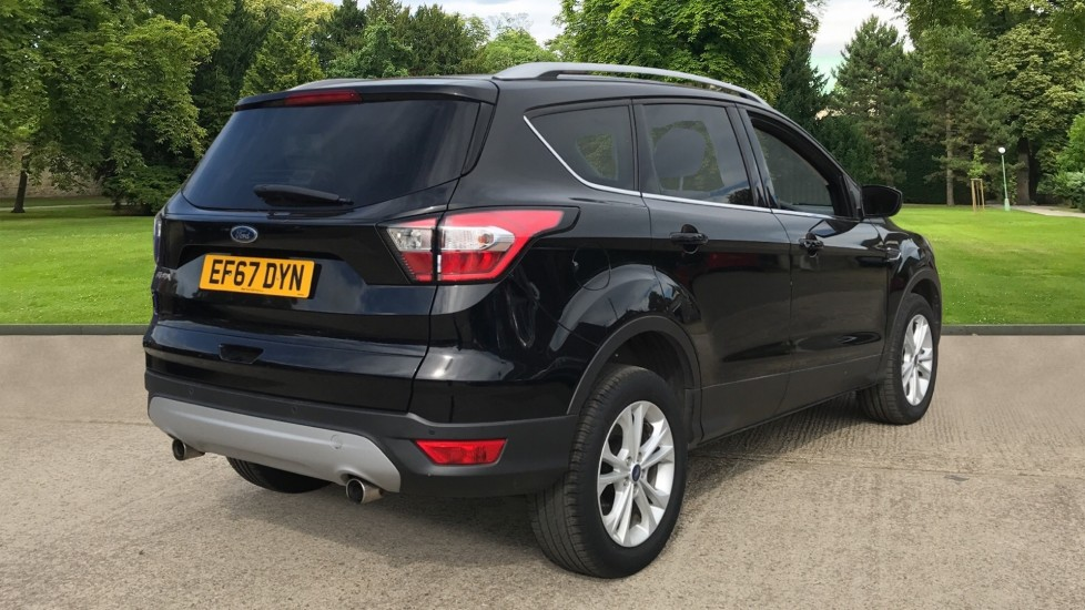 Ford Kuga 1.5 TDCi Titanium 2WD with Navigation and Cruise Control image 5