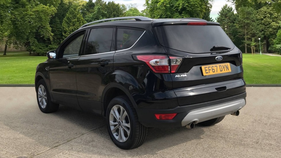 Ford Kuga 1.5 TDCi Titanium 2WD with Navigation and Cruise Control image 7