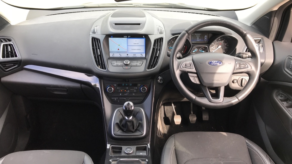 Ford Kuga 1.5 TDCi Titanium 2WD with Navigation and Cruise Control image 11