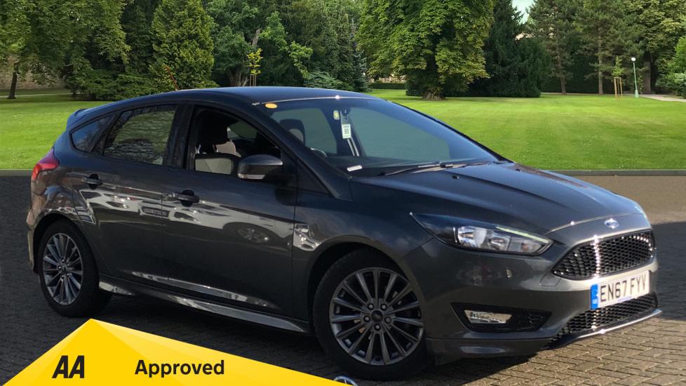 Ford Focus 1.0 EcoBoost 140 ST-Line Navigation 5dr Hatchback (2017)