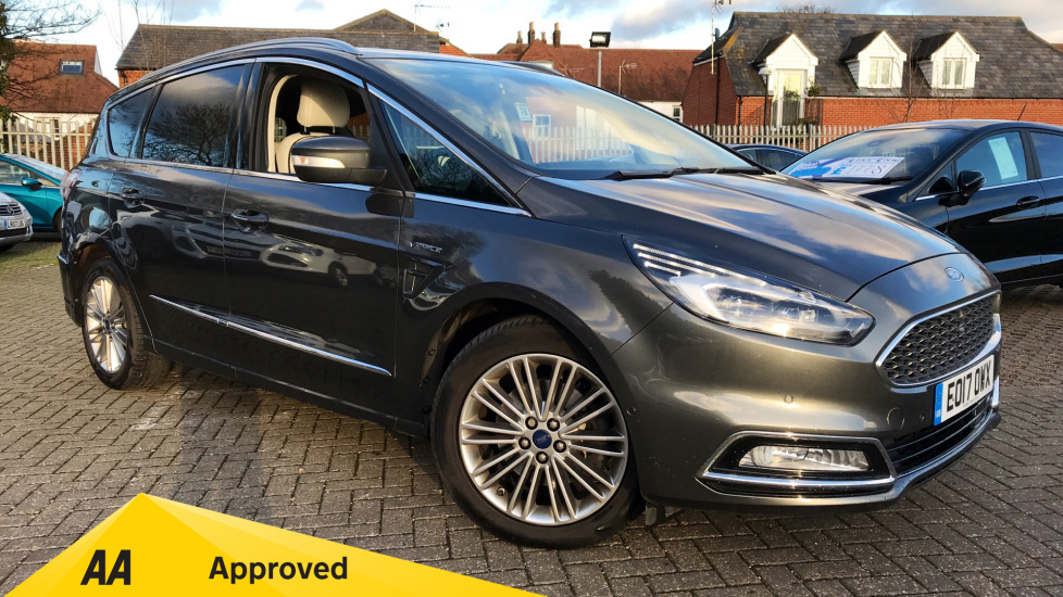 Ford S-MAX 2.0 TDCi 210 Vignale 5dr Powershift Diesel Automatic MPV (2017) image