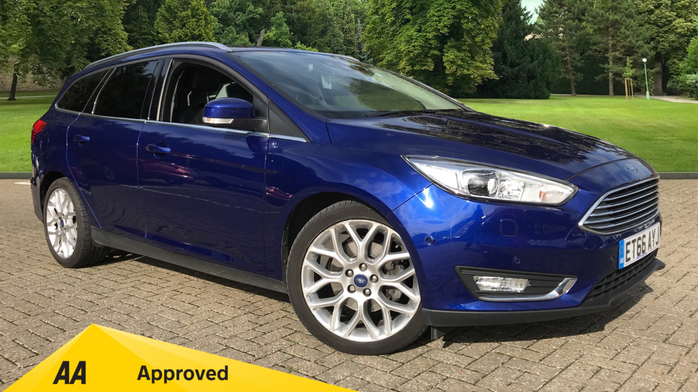 Ford Focus 2.0 TDCi Titanium X 5dr Diesel Estate (2016)