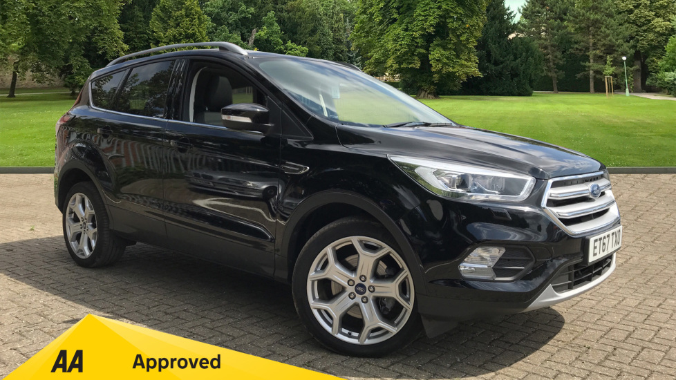 Ford Kuga 2.0 TDCi Titanium X 2WD Diesel 5 door MPV (2017) available from Ford Thanet thumbnail image