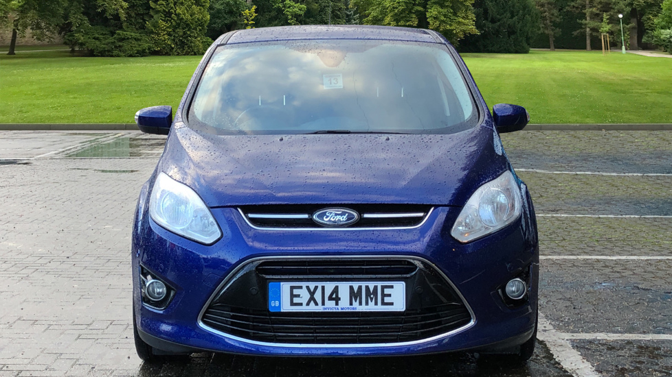 Ford Grand C-Max 1.5 TDCi Zetec 5dr 2015 3 BIKE CYCLE CARRIER REAR MOUNT
