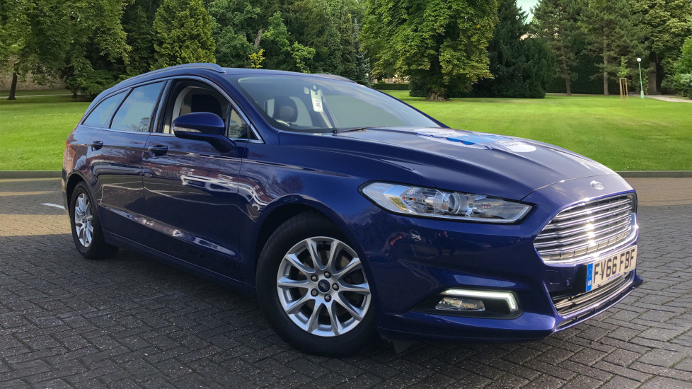 Ford Mondeo 1.5 TDCi ECOnetic Zetec 5dr Diesel Estate (2016)