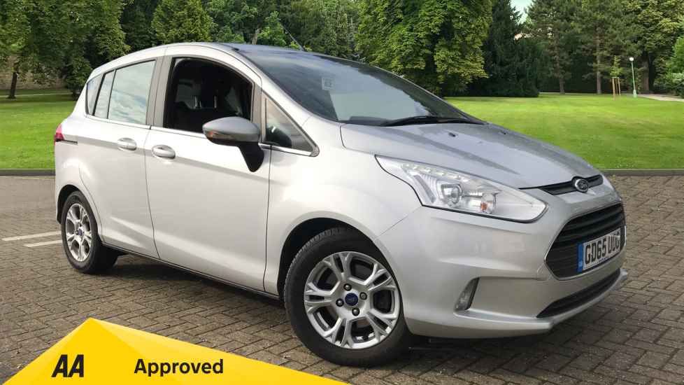 Ford B-MAX 1.6 Zetec 5dr Powershift Automatic Hatchback (2015) image