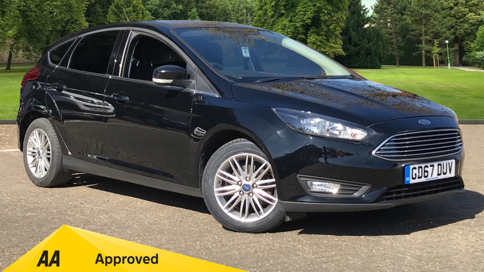 Ford Focus 1.5 TDCi 120 Zetec Edition 5dr Diesel Hatchback (2017) at Ford Canterbury thumbnail image
