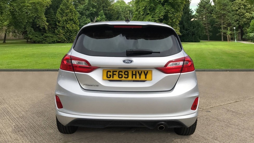 Ford Fiesta 1.0 EcoBoost ST-Line 5dr with DAB Radio and Keyless Start image 6