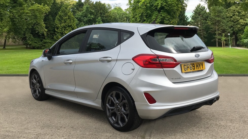 Ford Fiesta 1.0 EcoBoost ST-Line 5dr with DAB Radio and Keyless Start image 7
