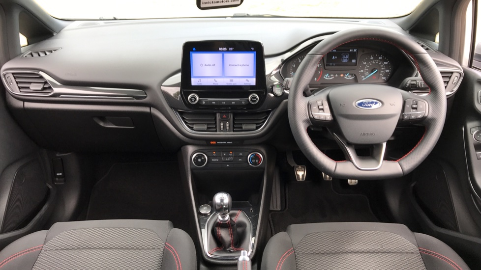 Ford Fiesta 1.0 EcoBoost ST-Line 5dr with DAB Radio and Keyless Start image 11
