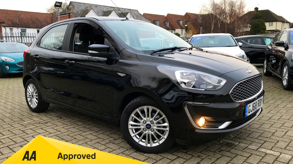 Ford KA Plus 1.2 85 Zetec 5dr Hatchback (2018) image