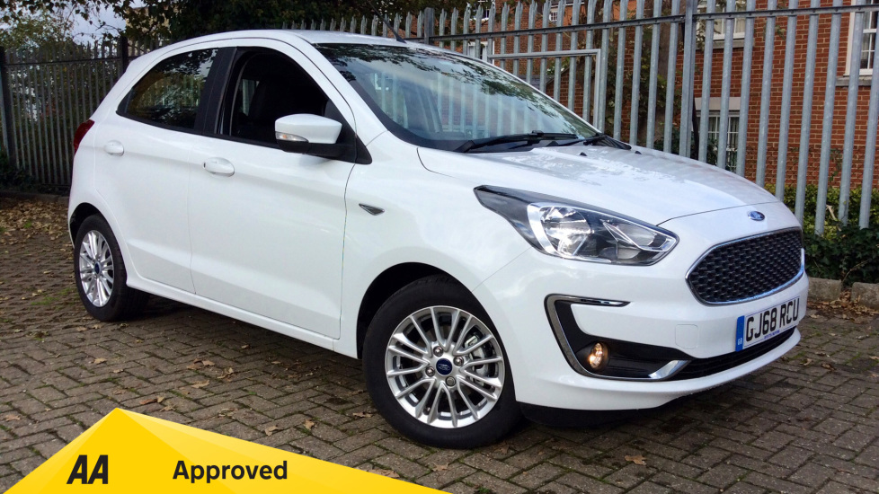 Ford KA Plus 1.2 85 Zetec 5dr Hatchback (2018) available from Bolton Motor Park Abarth, Fiat and Mazda thumbnail image
