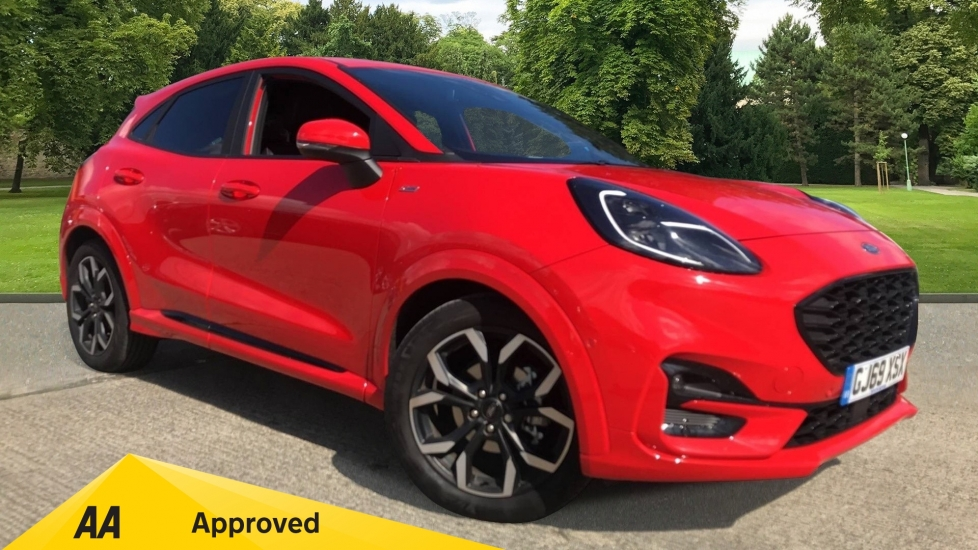 Ford New Puma 1.0 EcoBoost Hybrid mHEV ST-Line X First Ed 5dr image 1