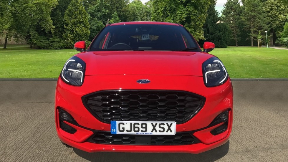 Ford New Puma 1.0 EcoBoost Hybrid mHEV ST-Line X First Ed 5dr image 2