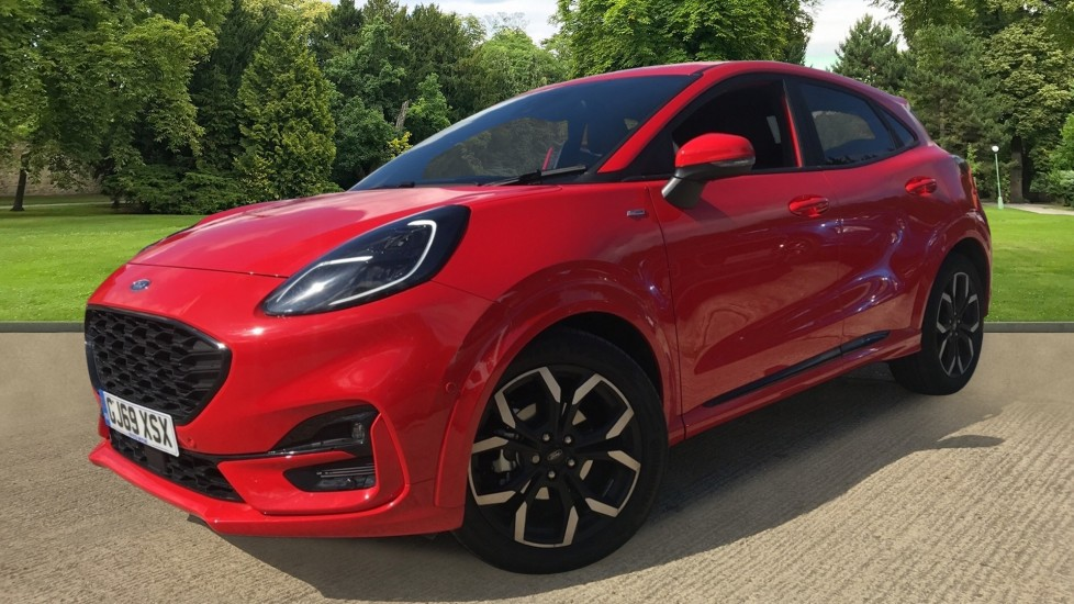 Ford New Puma 1.0 EcoBoost Hybrid mHEV ST-Line X First Ed 5dr image 3