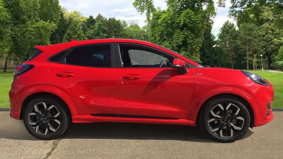 Ford New Puma 1.0 EcoBoost Hybrid mHEV ST-Line X First Ed 5dr image 4