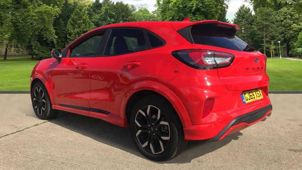 Ford New Puma 1.0 EcoBoost Hybrid mHEV ST-Line X First Ed 5dr image 7
