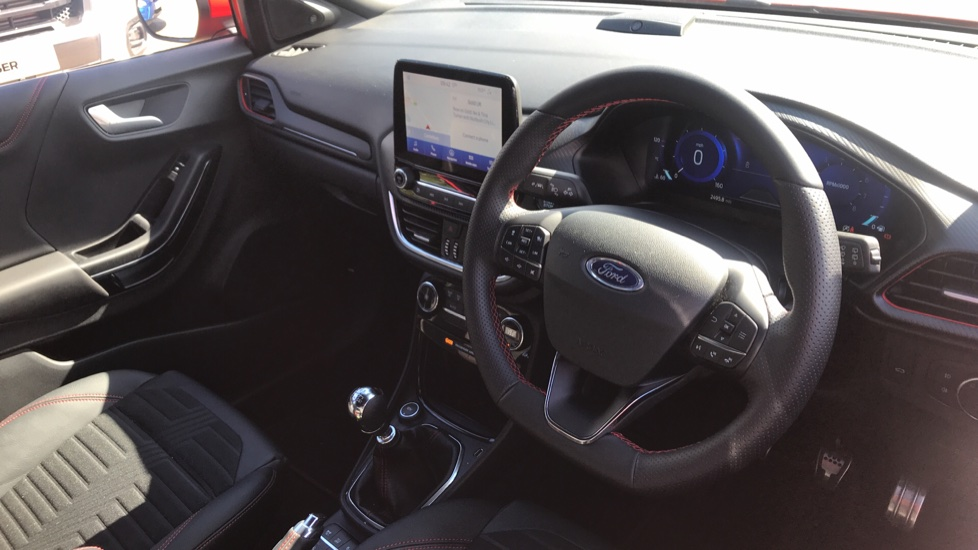Ford New Puma 1.0 EcoBoost Hybrid mHEV ST-Line X First Ed 5dr image 12