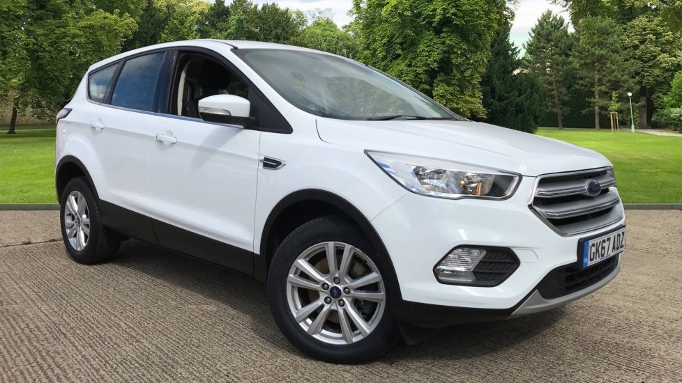 Ford Kuga 1.5 TDCi Zetec 2WD Diesel 5 door Estate (2017)