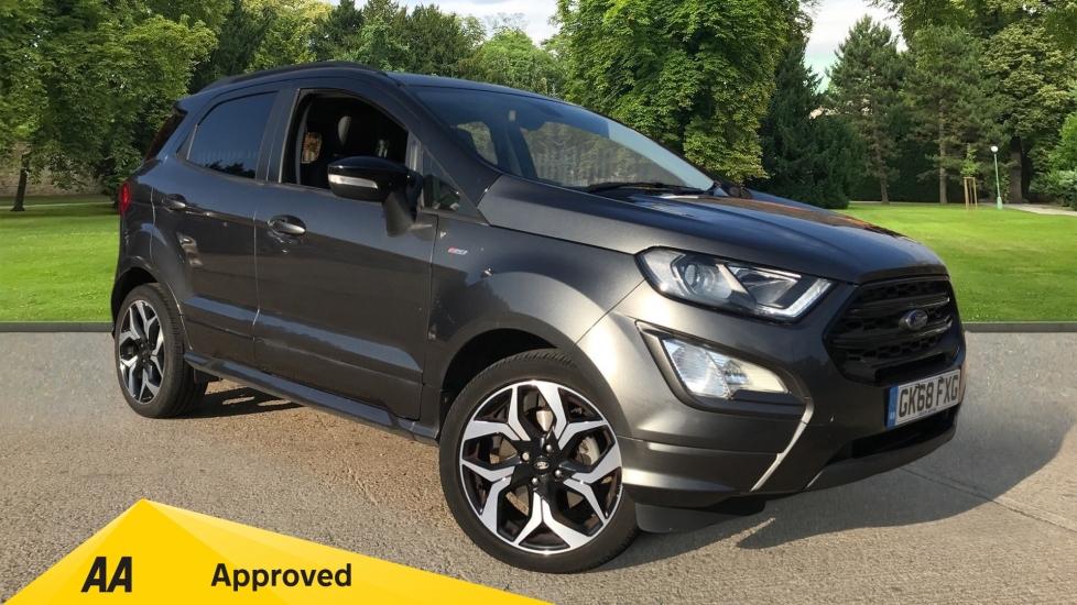 Ford EcoSport 1.0 EcoBoost ST-Line 5dr Hatchback (2018)