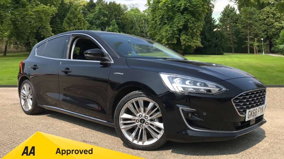 Ford Focus 1.0 EcoBoost 125 Vignale 5dr Automatic Hatchback (2018)