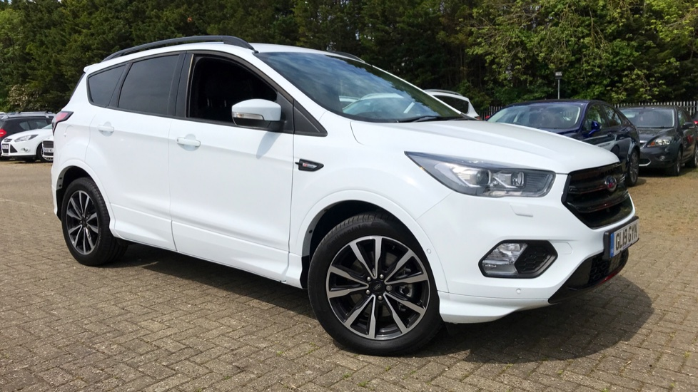 Ford Kuga 2.0 TDCi ST-Line 2WD Diesel 5 door MPV (2019) image