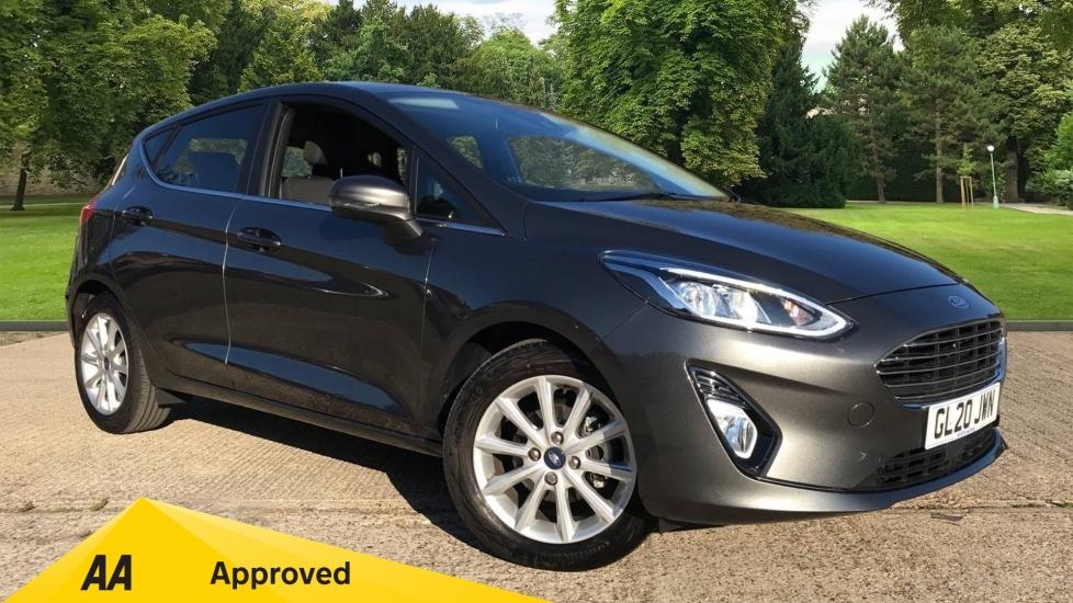 Ford Fiesta 1.0 EcoBoost Hybrid mHEV 125 Titanium 5dr Hatchback (2020)