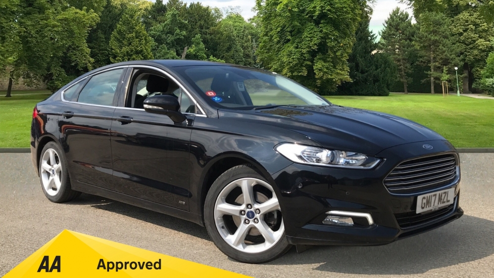 Ford Mondeo 2.0 TDCi 180 Titanium AWD Powershift Diesel Automatic 5 door Hatchback (2017) image