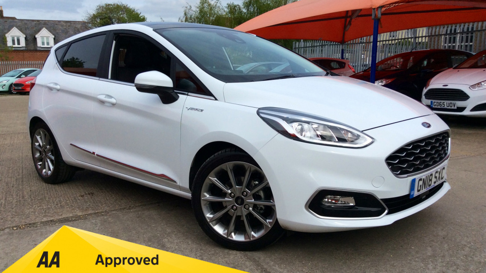 Ford Fiesta 1.0 EcoBoost Vignale Automatic 5 door Hatchback (2018) image